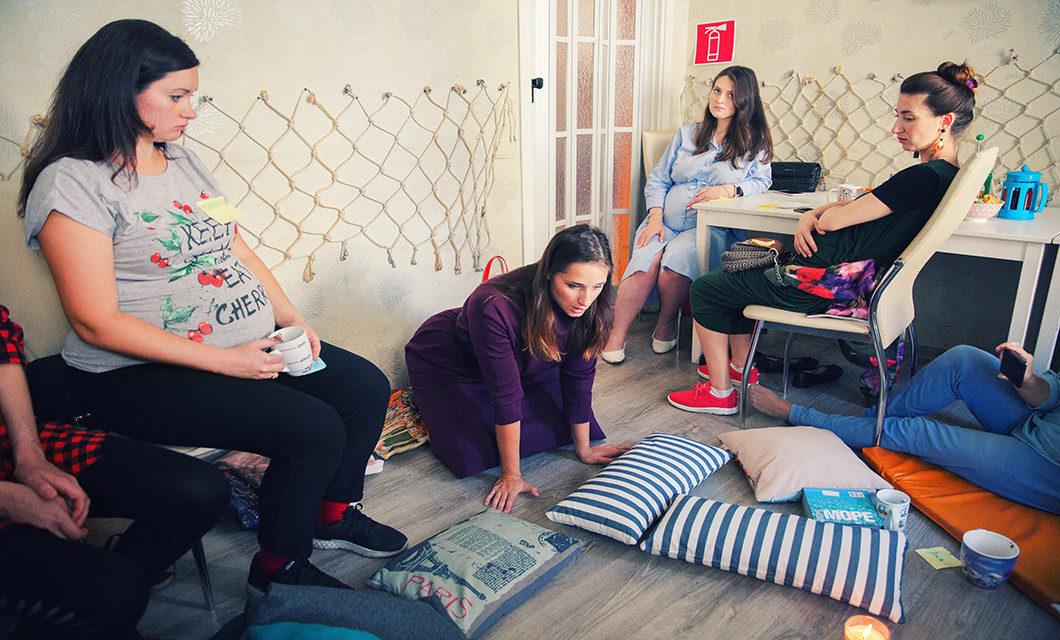 ЗаРоды - Онлайн школа для будущих мам